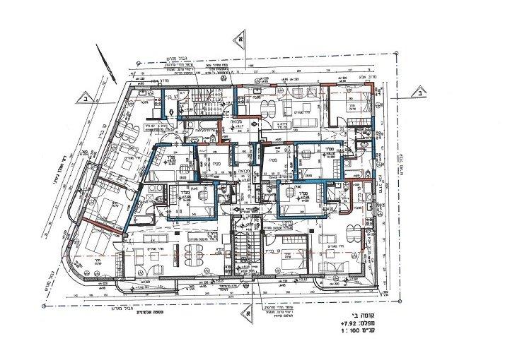 אלמוני תוכנית קומה 2